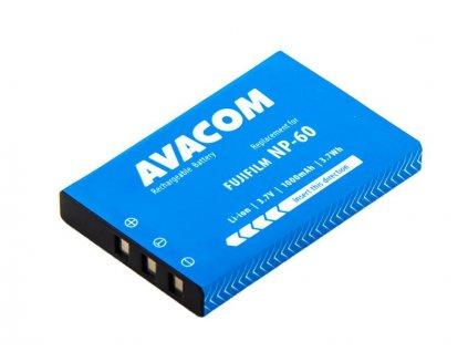 Fujifilm NP-60, Kodak KLIC-5000, Olympus LI-20B, Samsung SLB-1037, SLB-1137 Li-Ion 3.7V 1000mAh 3.7Wh