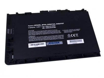 HP EliteBook 9470m Li-Pol 14,8V 3400mAh/50Wh
