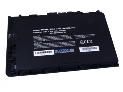 HP EliteBook 9470m Li-Pol 14,8V 3400mAh/50Wh