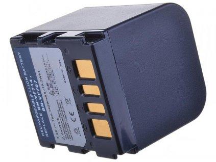 JVC BN-VF714 Li-Ion 7.2V 1420mAh 10.2Wh