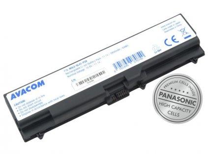 Lenovo ThinkPad T410/SL510/Edge 14', Edge 15' Li-Ion 10,8V 5800mAh/63Wh