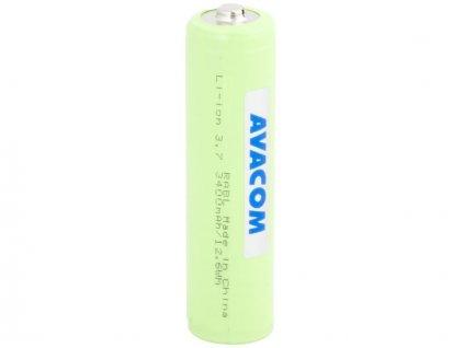 Nabíjecí baterie 18650 Panasonic 3400mAh 3,6V Li-Ion - s elektronickou ochranou, vhodné pro svítilny