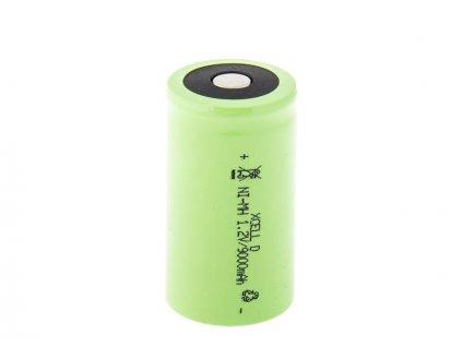 Nabíjecí průmyslová baterie D Xcell 9000mAh Ni-MH 1ks Bulk