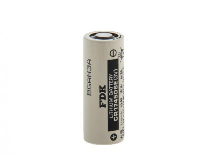 Nenabíjecí baterie CR17450SE Sanyo FDK Lithium 1ks Bulk