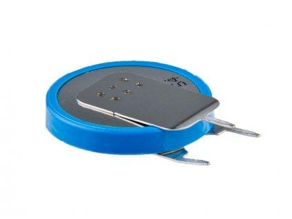 Nenabíjecí knoflíková baterie CR2032 Varta Lithium 1ks Bulk - s vývody do PCB