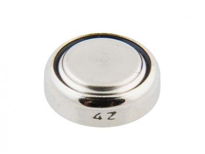 Nenabíjecí knoflíková baterie 386 Maxell Silver Oxide 1ks Blistr