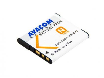 Sony NP-BN1 Li-Ion 3.6V 650mAh 2.4Wh