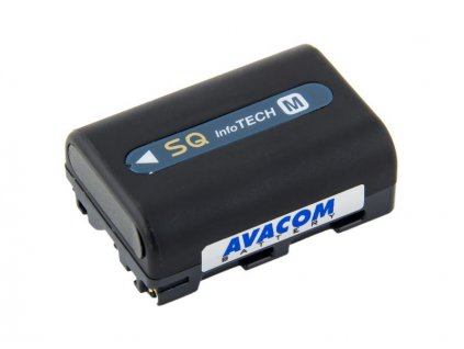 Sony NP-FM55H Li-Ion 7.2V 1700mAh 12Wh