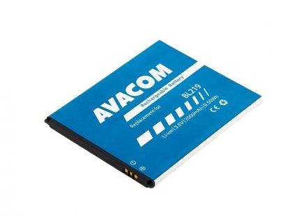 Baterie do mobilu Lenovo A889 Li-Ion 3,8V 2500mAh (náhrada BL219)