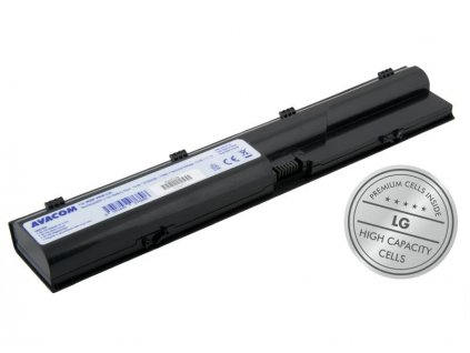 HP ProBook 4330s, 4430s, 4530s series Li-Ion 10,8V 6700mAh 72Wh