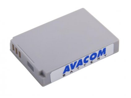 Canon NB-5L Li-ion 3.7V 1120mAh 4.1Wh