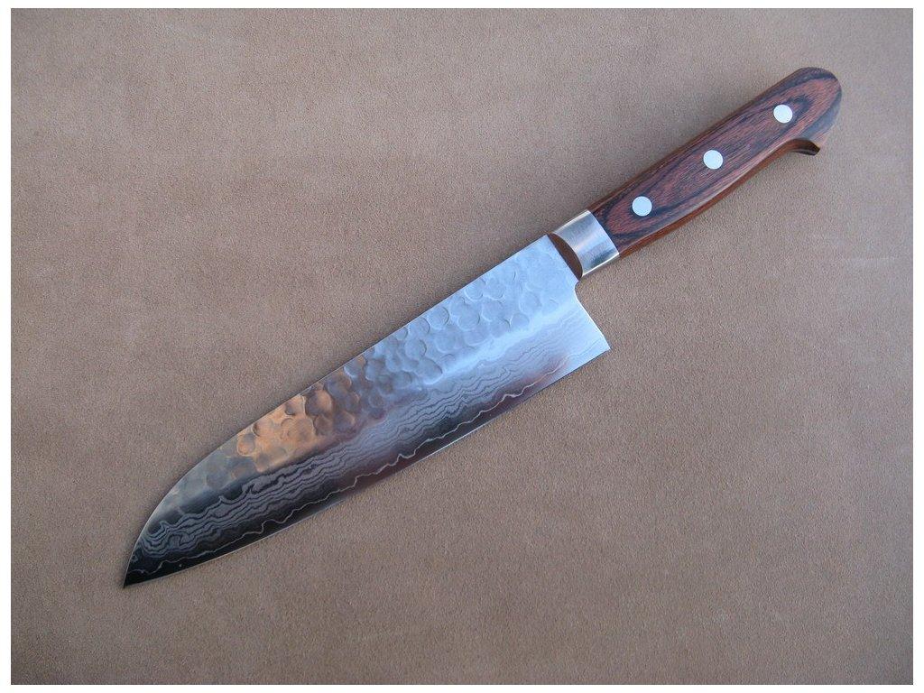 Japonský kuchynský nôž ZAN Santoku AA-2S