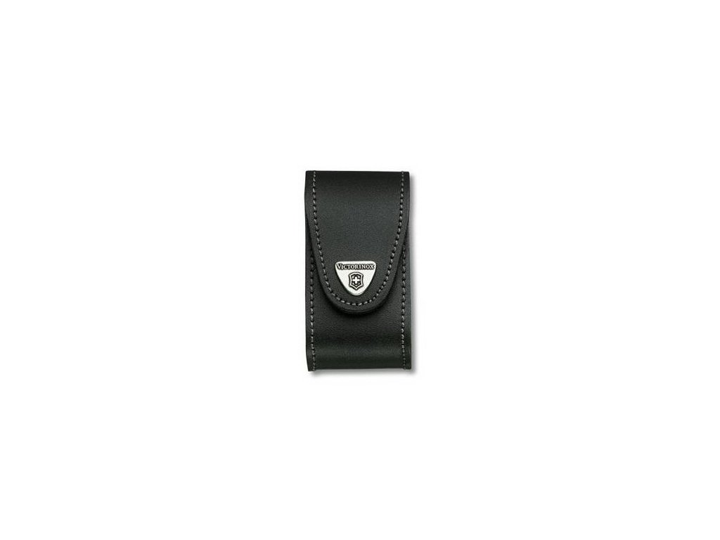 Kožené púzdro VICTORINOX 4.0521.3 - čierne
