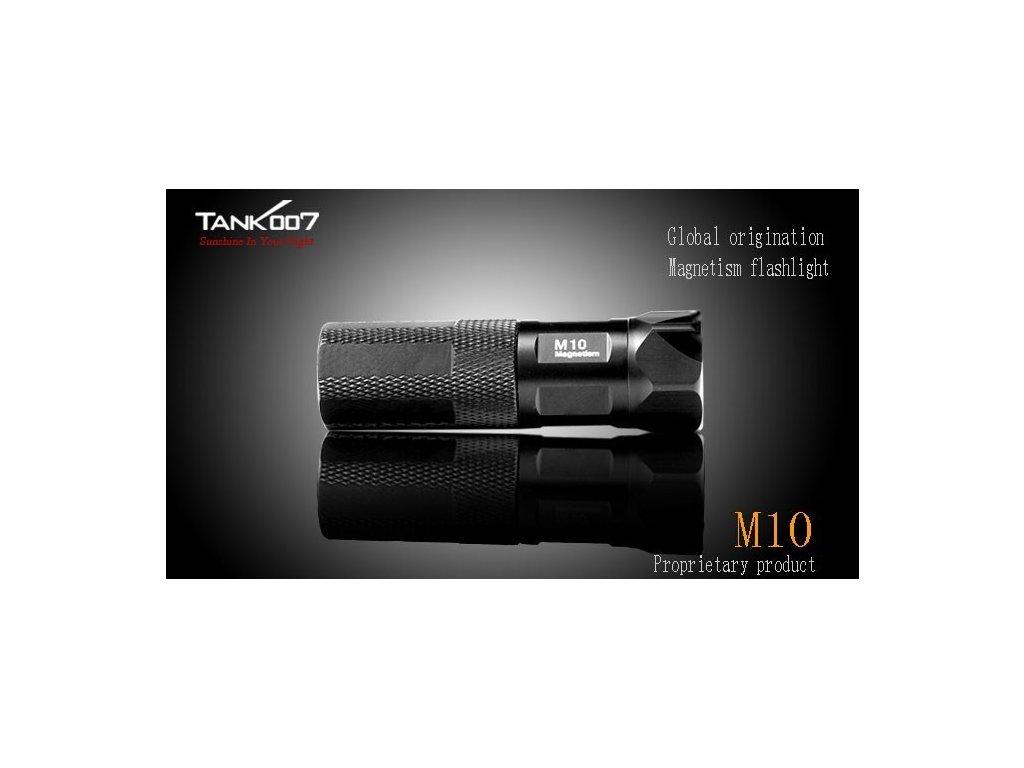 LED svietidlo Tank007 M10
