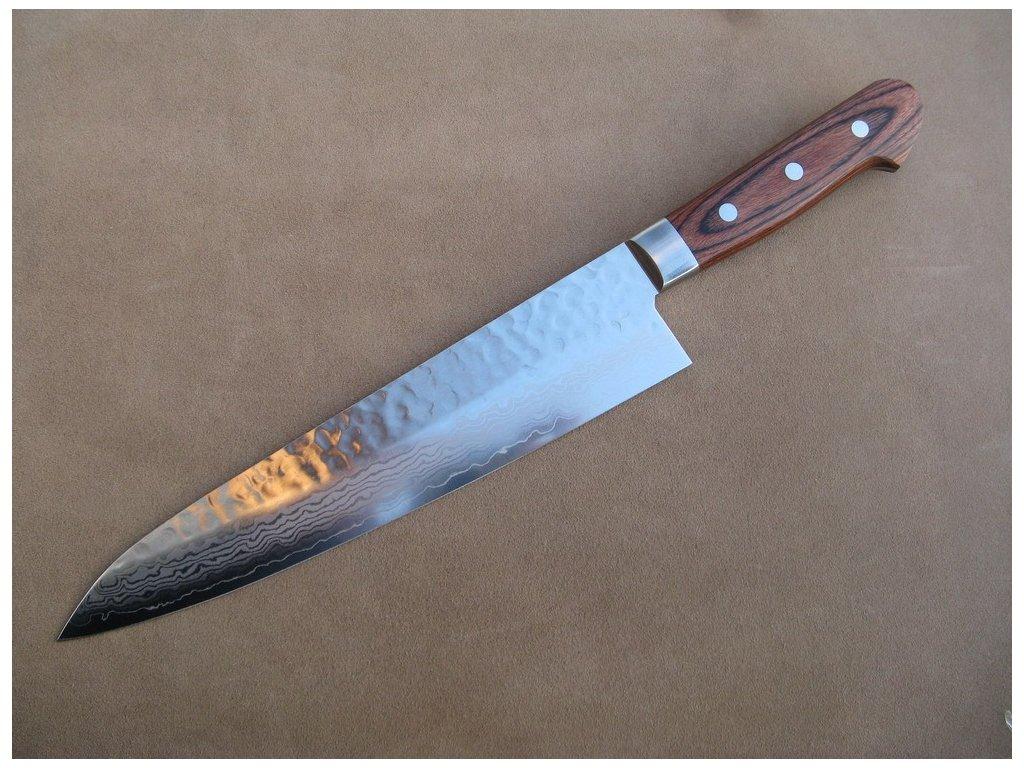 Japonský kuchynský nôž ZAN Gyuto AA-6
