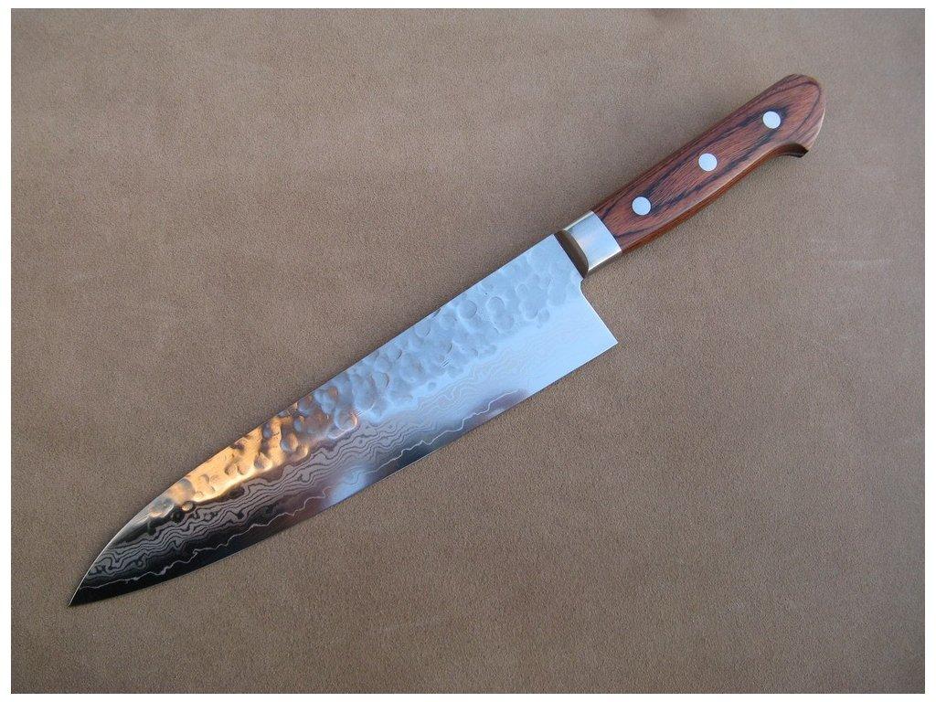 Japonský kuchynský nôž ZAN Gyuto AA-5