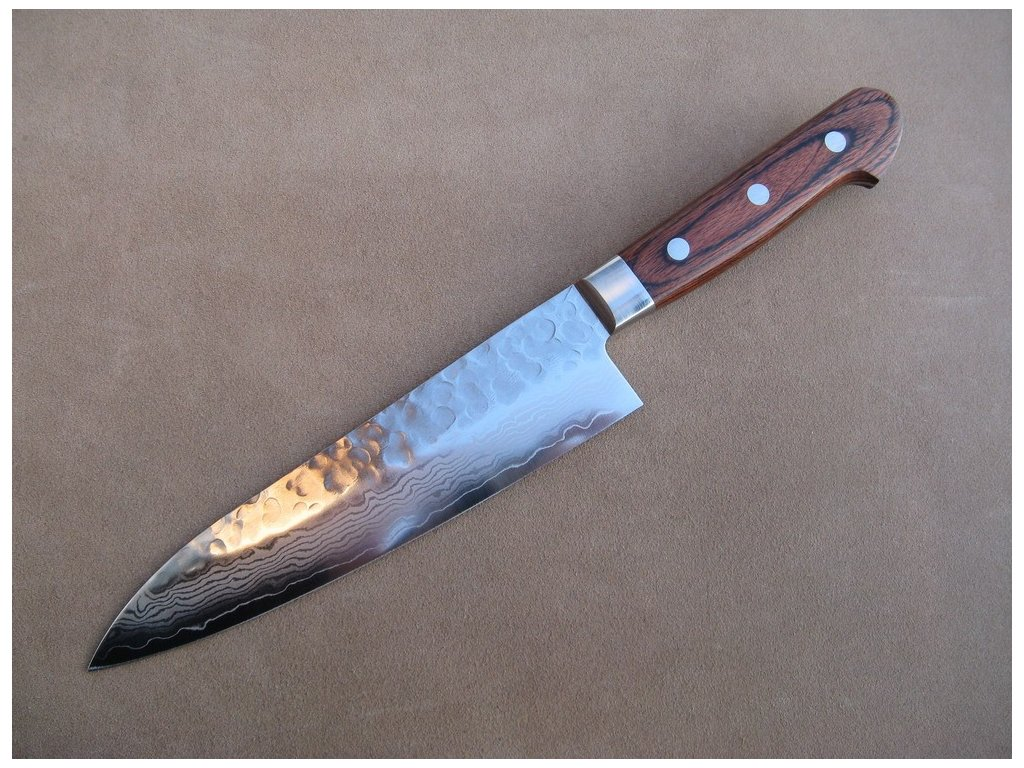 Japonský kuchynský nôž ZAN Gyuto AA-2G