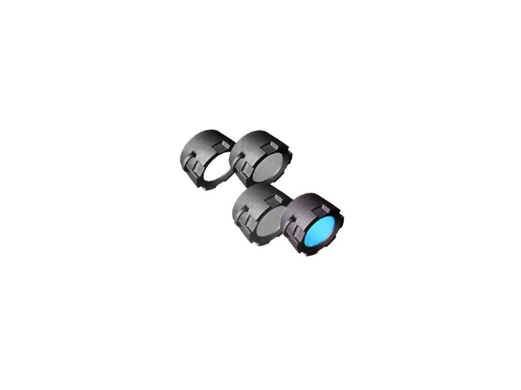 Olight modrý filter pre M30 Triton