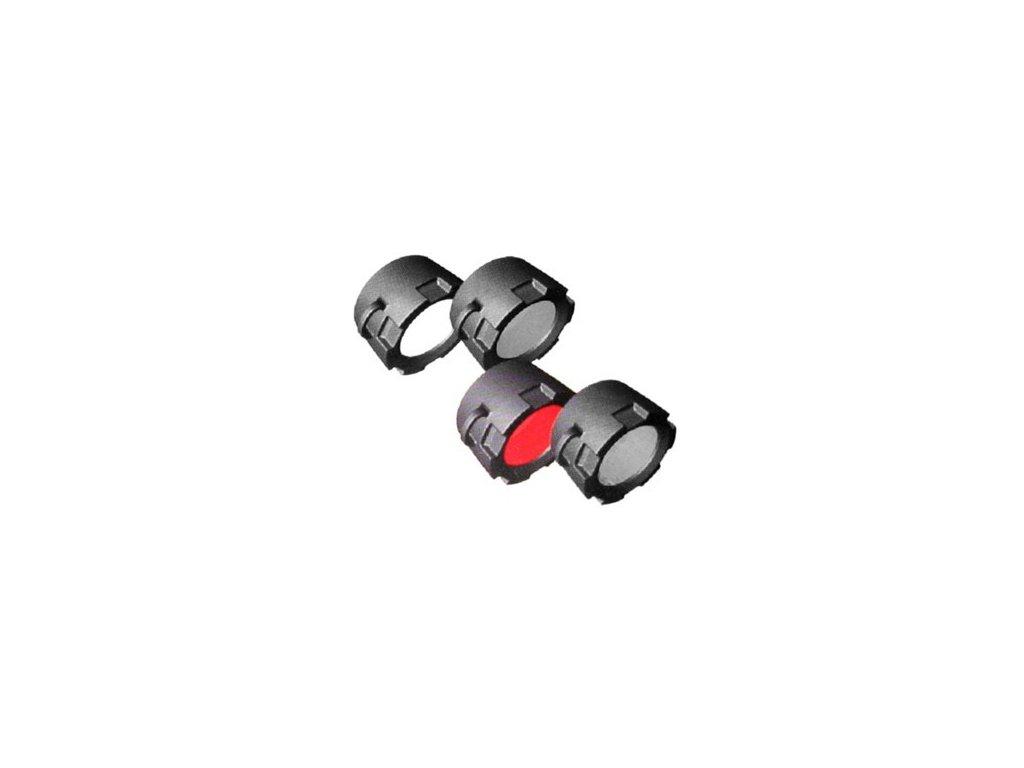 Olight červený filter pre M30 Triton