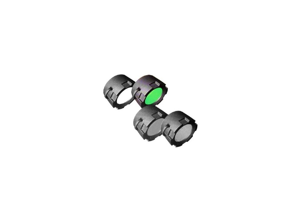 Olight Zelený filter pre M30 Triton