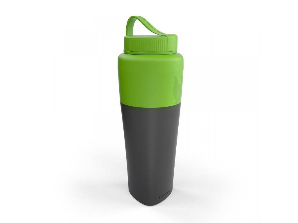 Light My Fire fľaša Pack-up-Bottle Green