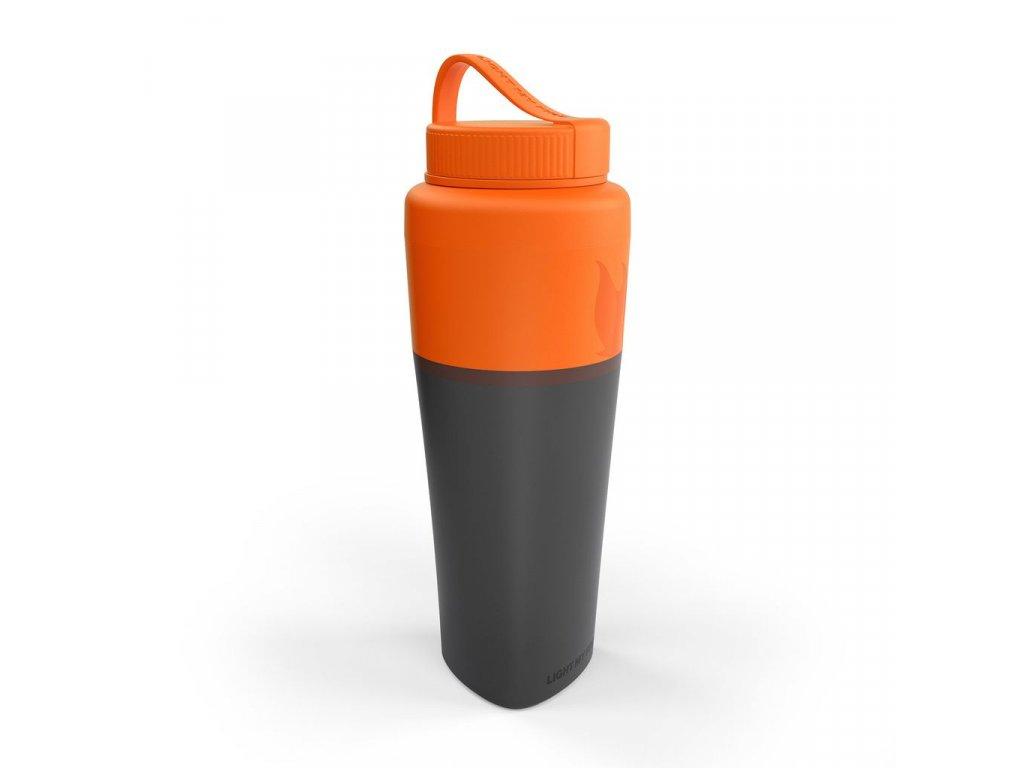 Light My Fire fľaša Pack-up-Bottle Orange
