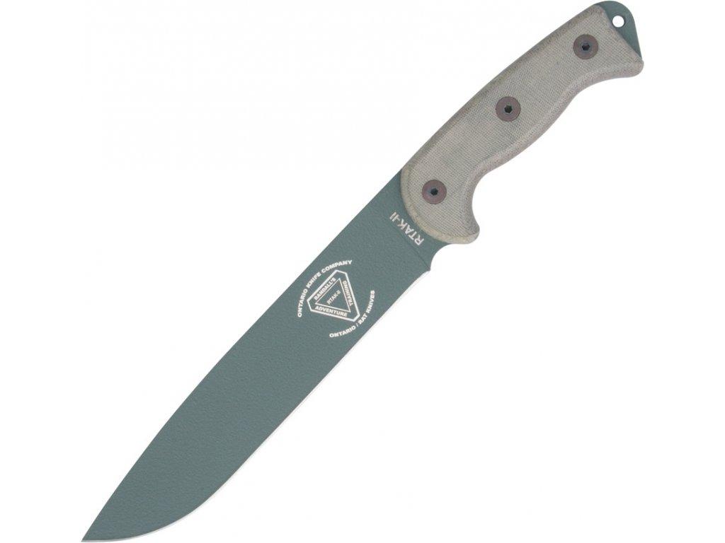 Ontario Randall RTAK 2 Knife Micarta