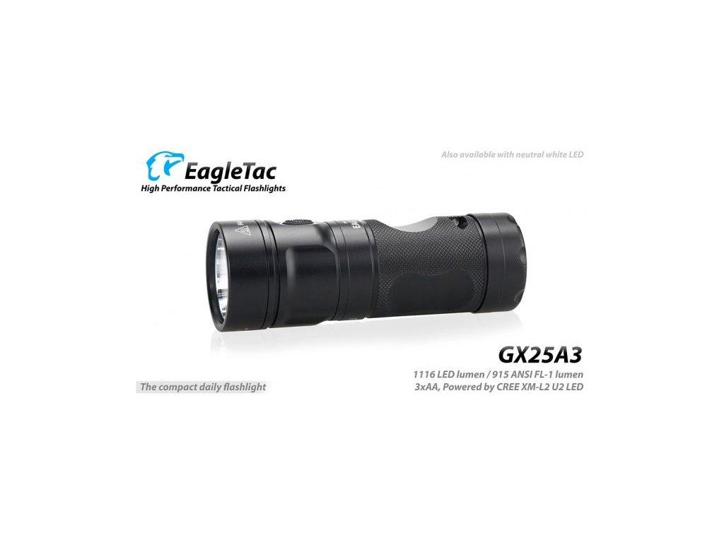 EagleTac GX25A3 XM-L2 U2