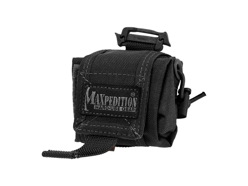 MAXPEDITION Mini Rollypoly Black MX207B