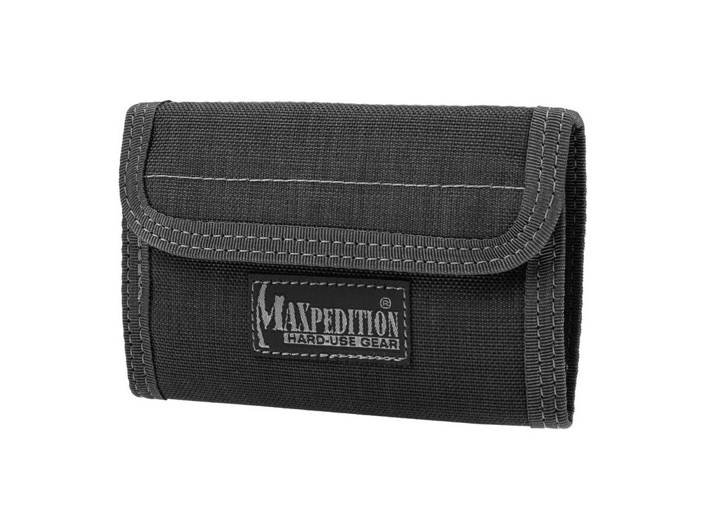 Maxpedition Spartan Wallet Black MX229B
