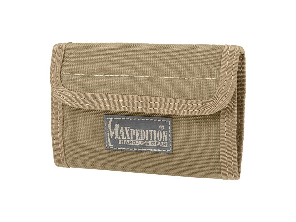 Maxpedition Spartan Wallet Khaki MX229K