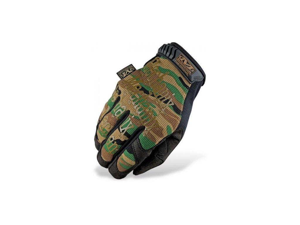 Mechanix The Original Woodland Camo Glove XL