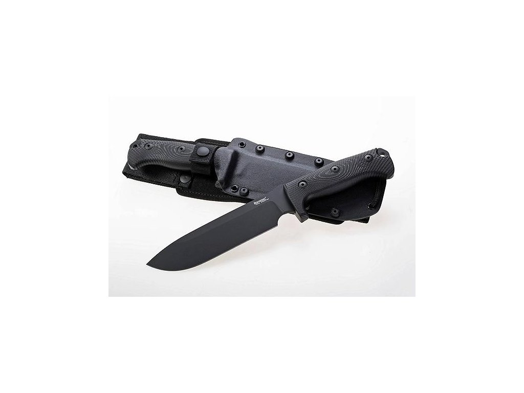 Lionsteel M7 MB BLACK BLADE