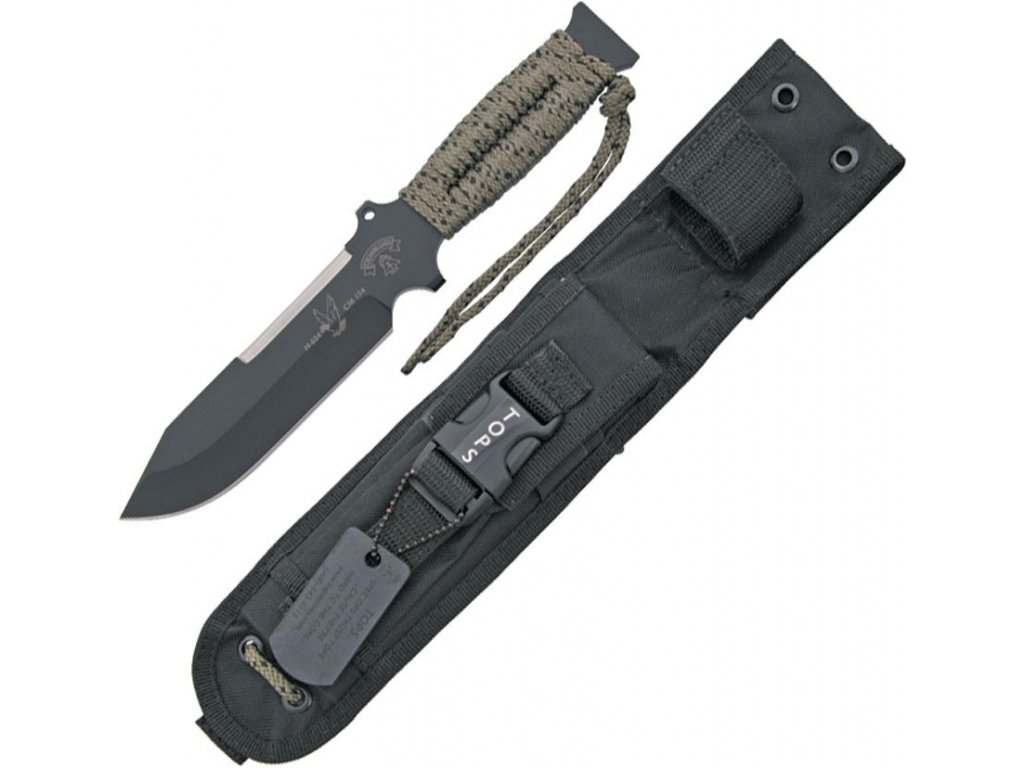 TOPS SCREAMING EAGLE Hunters Point Paracord Wrap