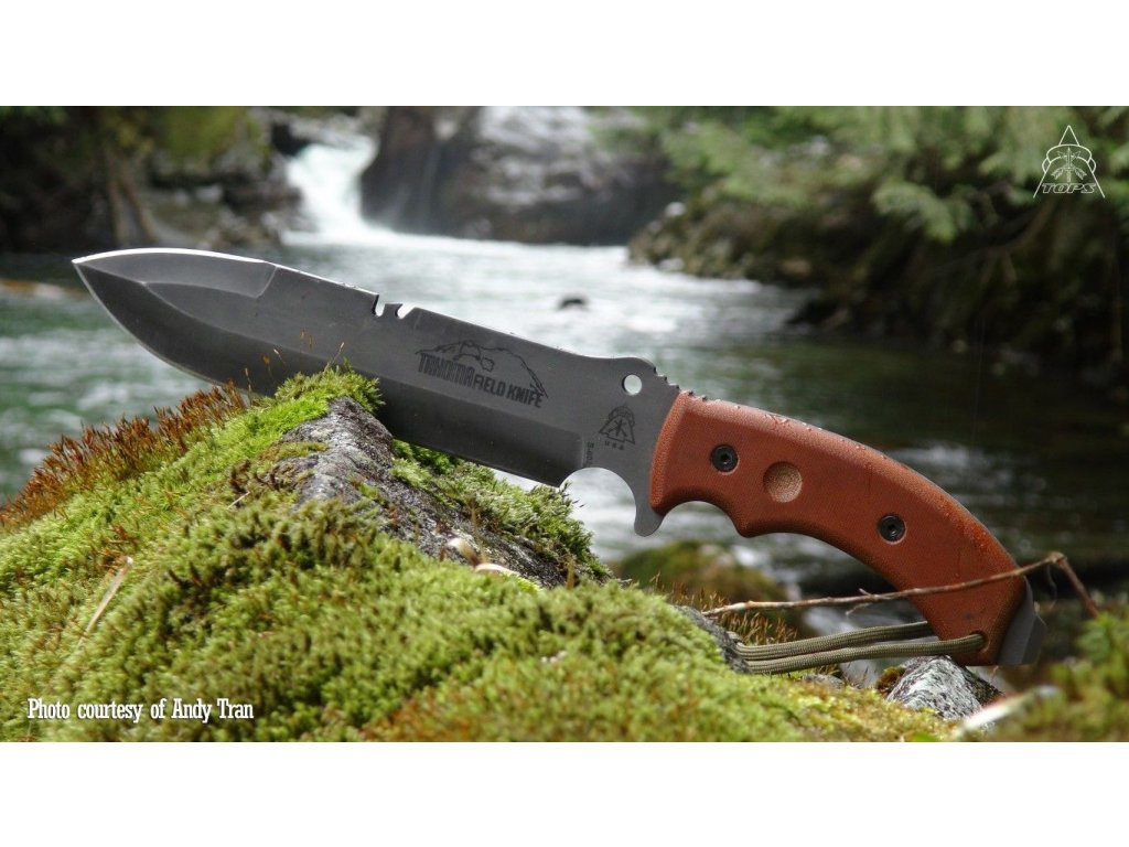 TOPS TAHOMA FIELD KNIFE