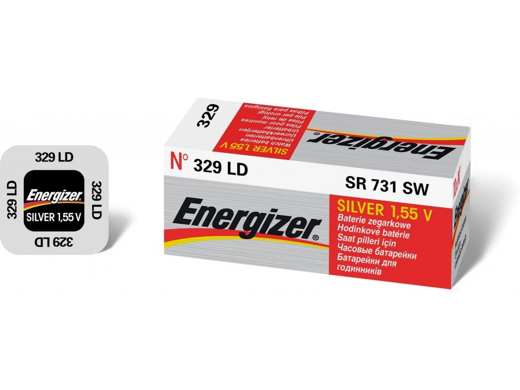 Energizer 329