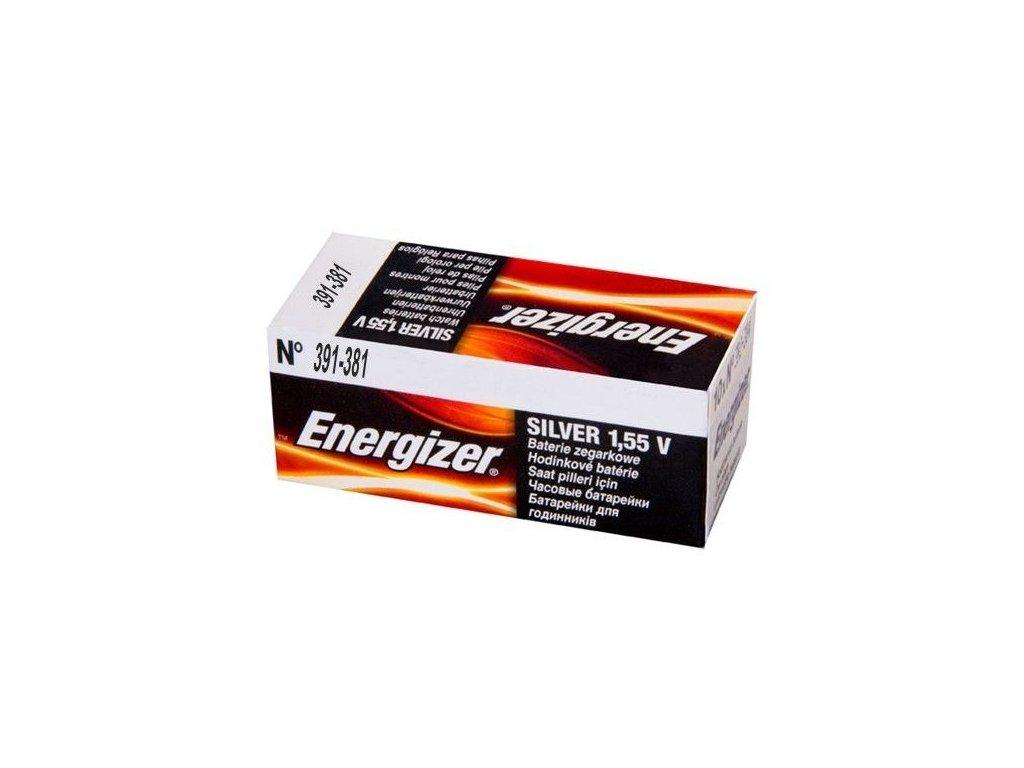 Energizer 391/381