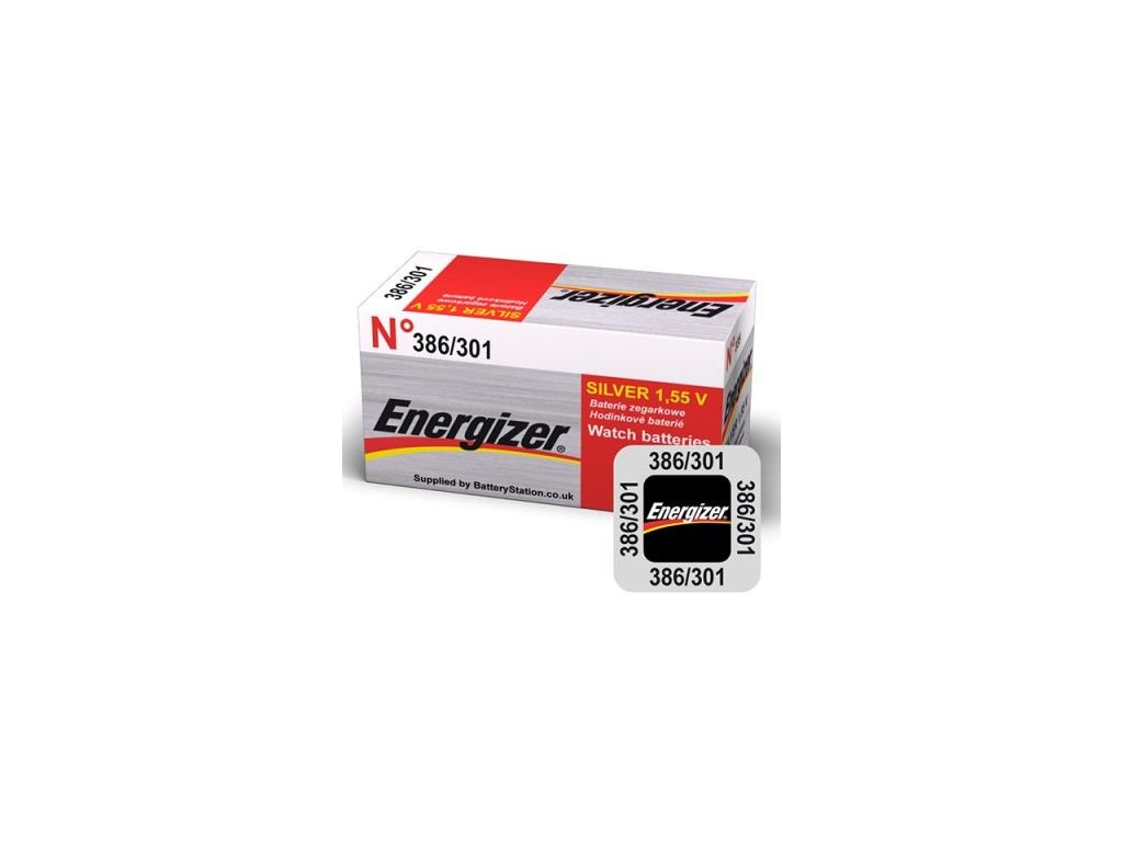 Energizer 386/301