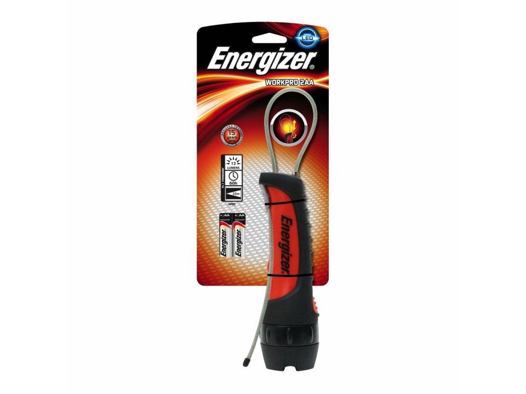 Svietidlo Energizer Work Pro 2AA LED