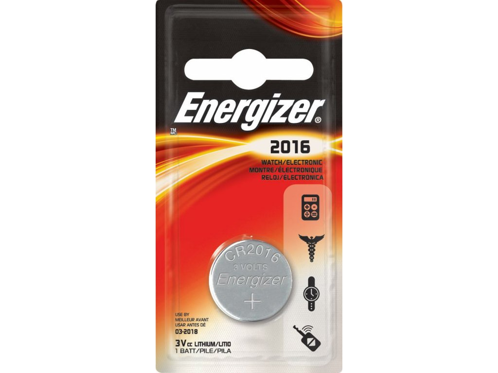 Energizer CR 2016 PIP1