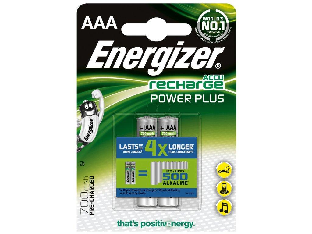 ENERGIZER Power Plus AAA 2x700 mAh