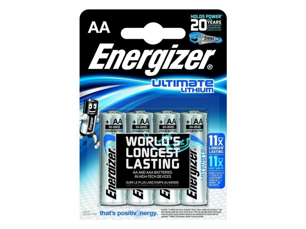 ENERGIZER ULTIMATE AA 4ks