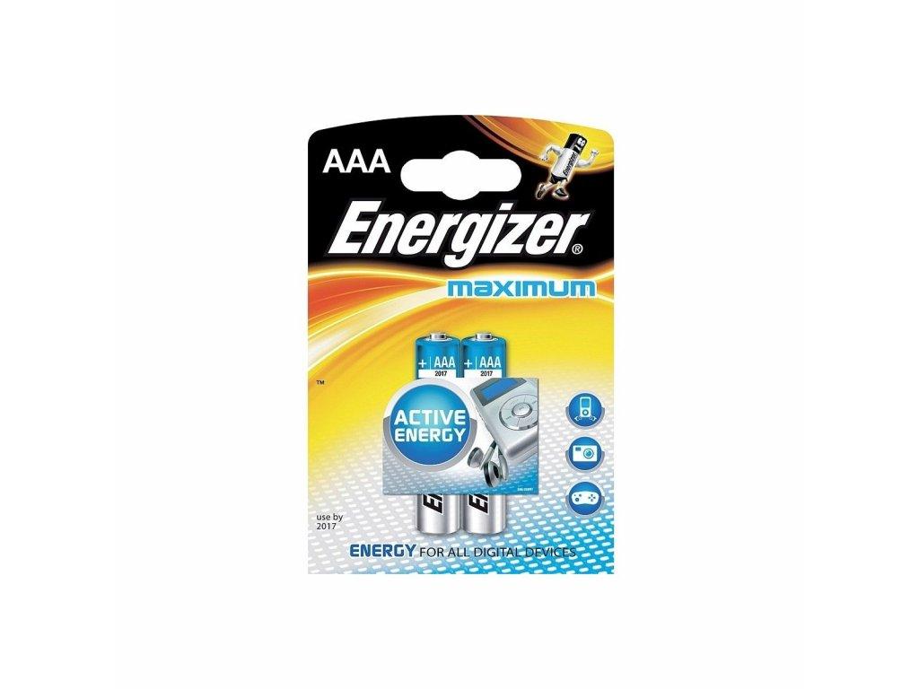 Energizer MAXIMUM AAA 2ks