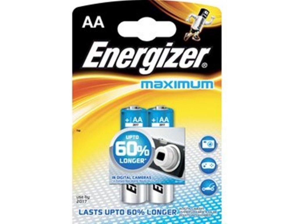 Energizer MAXIMUM AA 2ks