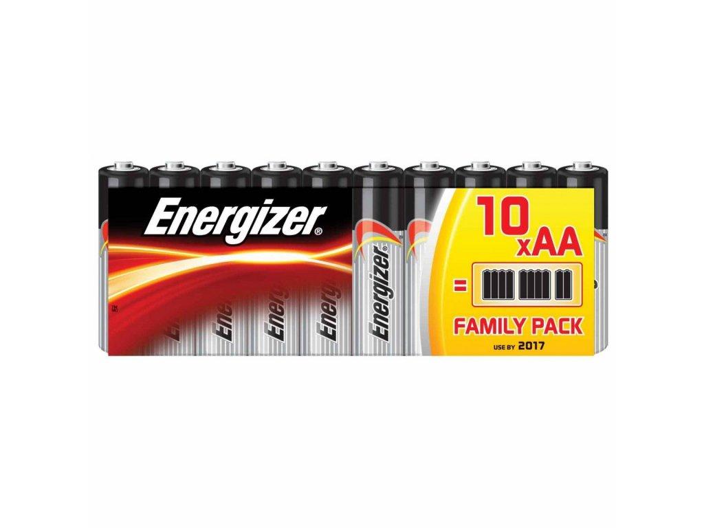 Energizer Alkaline AA 10ks