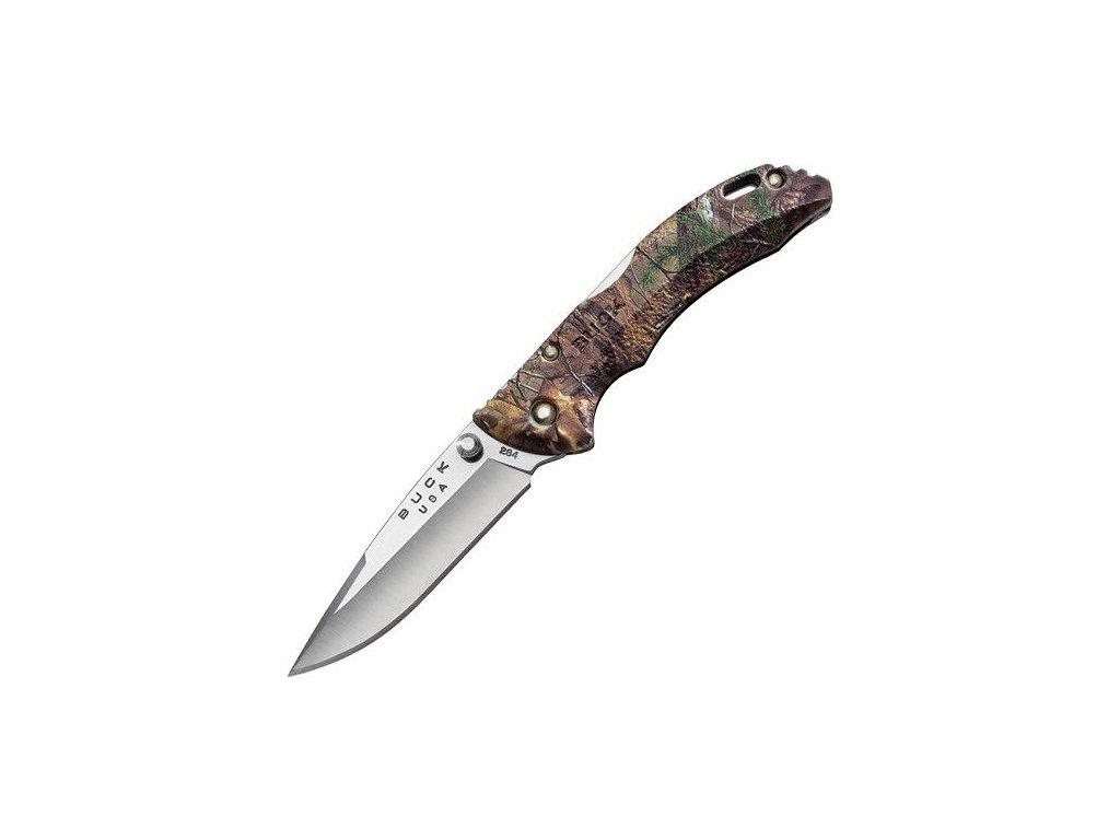 Buck Bantam BBW Lockback Knife RealTree Xtra Camo