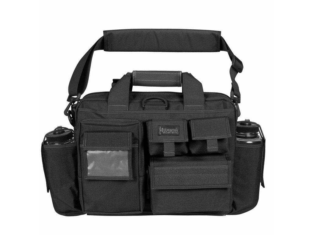 Maxpedition Operator Tactical Attache Black
