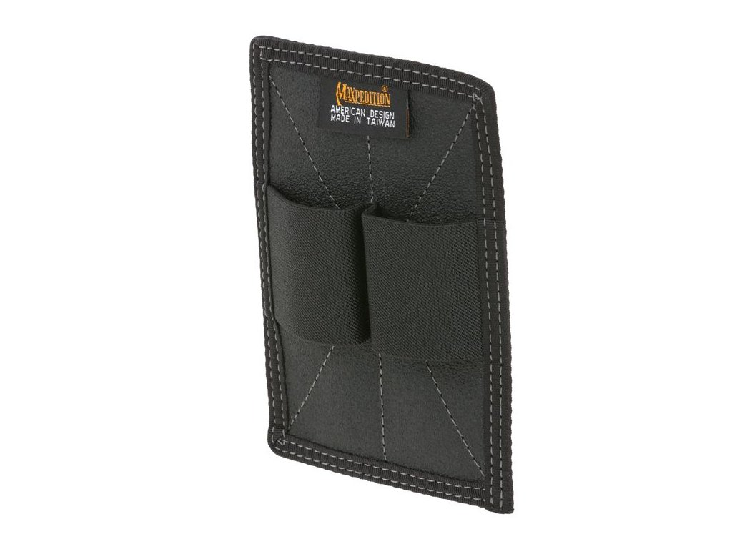 Maxpedition Dual Mag Pouch Insert Black