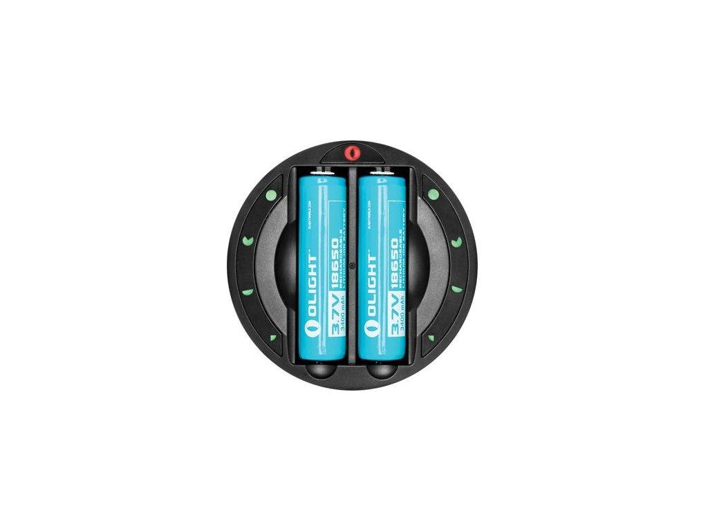 OLIGHT Univerzálna nabíjačka batérií OMNI-DOK