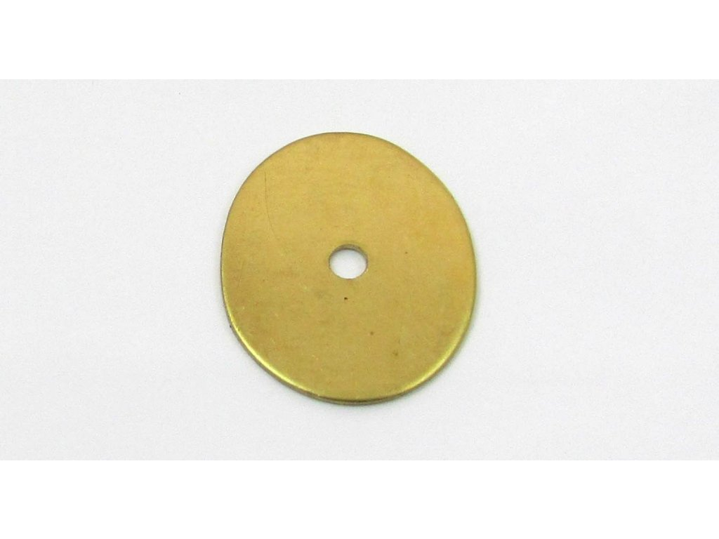 Spacer 35 x 30 x 1 mm